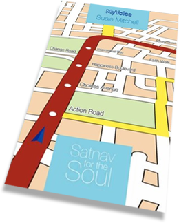 SatNav for the Soul - by Susie Mitchell